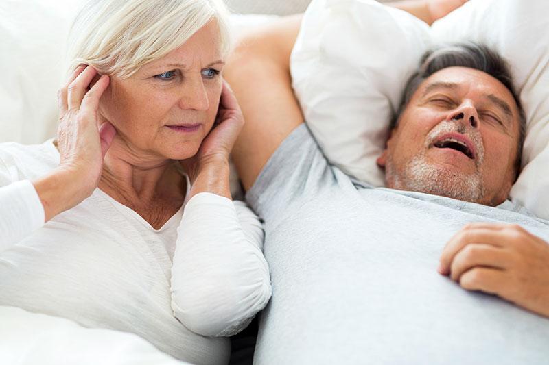 Apnea notturna: i primi dieci segni e sintomi dell'apnea notturna