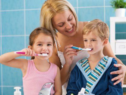Come insegnare a tuo figlio una buona Igiene Orale